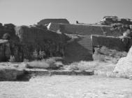 Conjunto Piramide - Patio Circular of La Quemada (11-11-03)