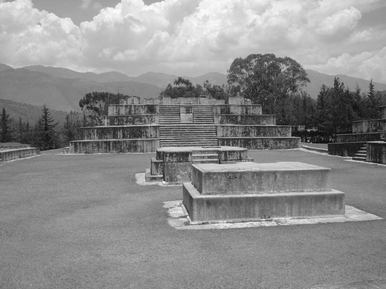Zacaleu, Guatemala, 2004. Photo by Jason Dyck.