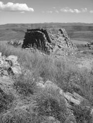 La Ciudadela (pyramid) in La Quemada (11-11-03)
