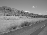 La Quemada from the road (11-11-03)