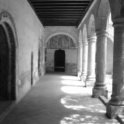 Cloister Corridor, 2004.