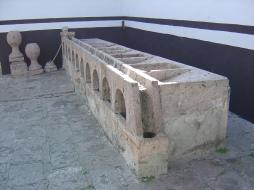 Colonial Lavaderos, Morelia, Michoacán, Mexico, 2004.