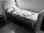 Diego's Bed, 2013.