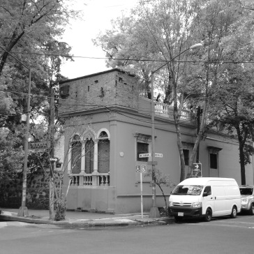Museo Casa de León Trotsky (Street View), 2013.