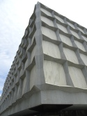 Beinecke Library, Yale University, New Haven, USA, 2017. Photo by Jason Dyck.